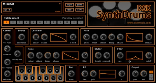 synth-drums