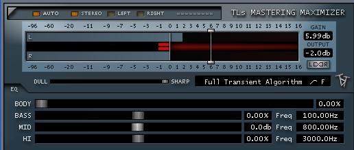 TLs_maximizer