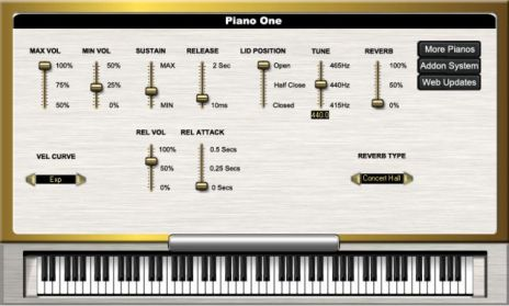 Piano One
