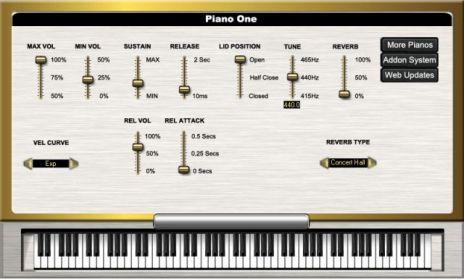 Piano One