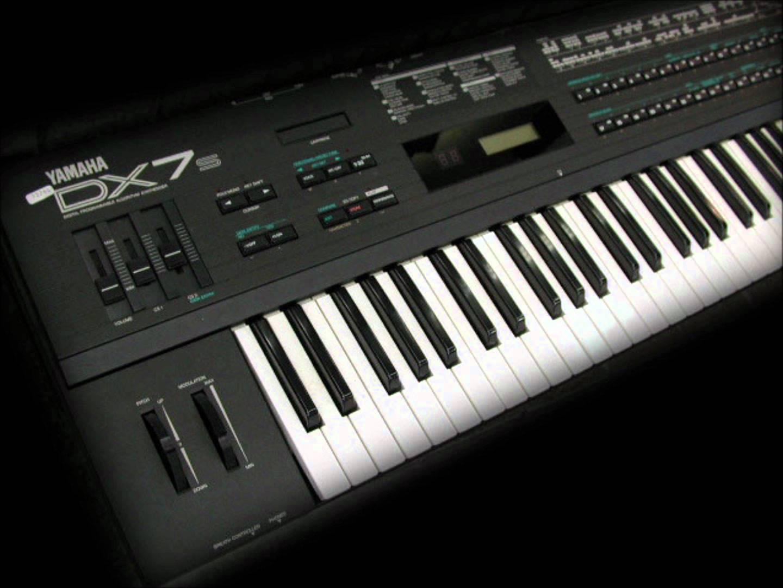 Editor para el Yamaha DX7/TX7  