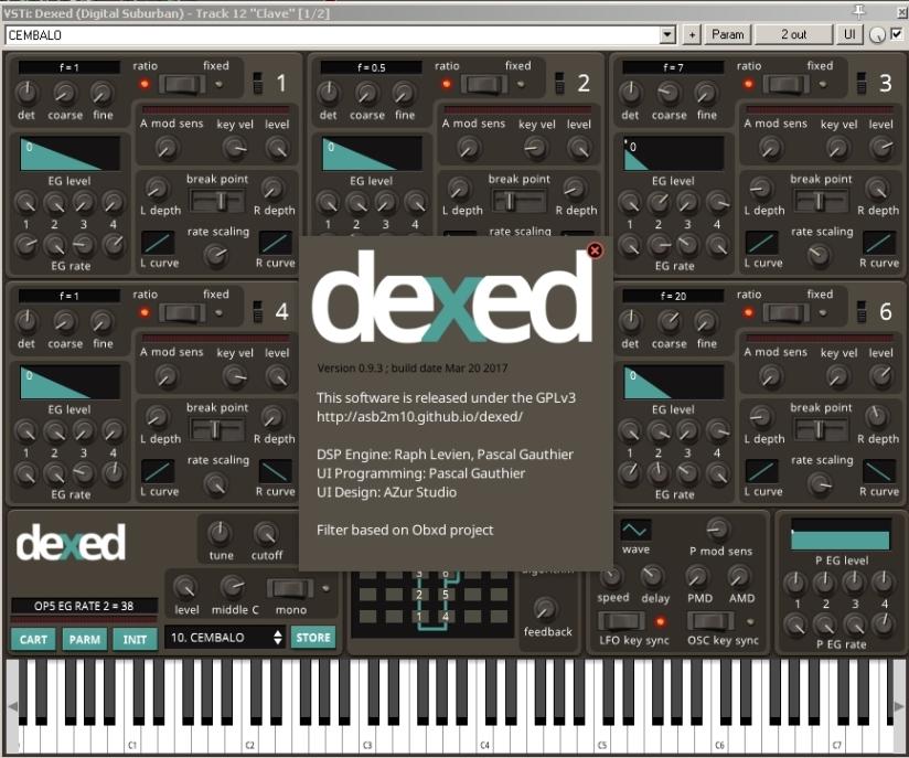 Dexed 093