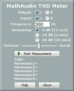 thd-meter